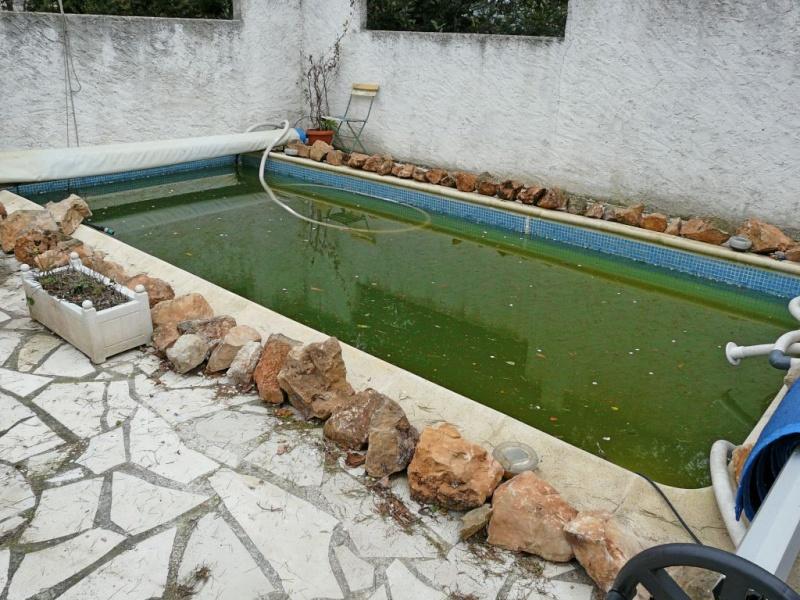 Conseil pour remise en route d'une piscine laissée à l'abandon Big10