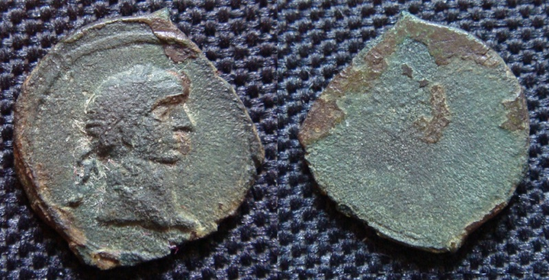 Etrange petit bronze : tessère ? Tesser10