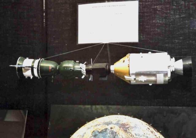 Bausatz Wostok 1 von Reifra Apollo10