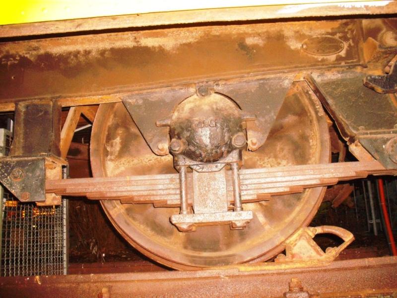 Schienentriebwagen auf Abwegen. Dscf3912