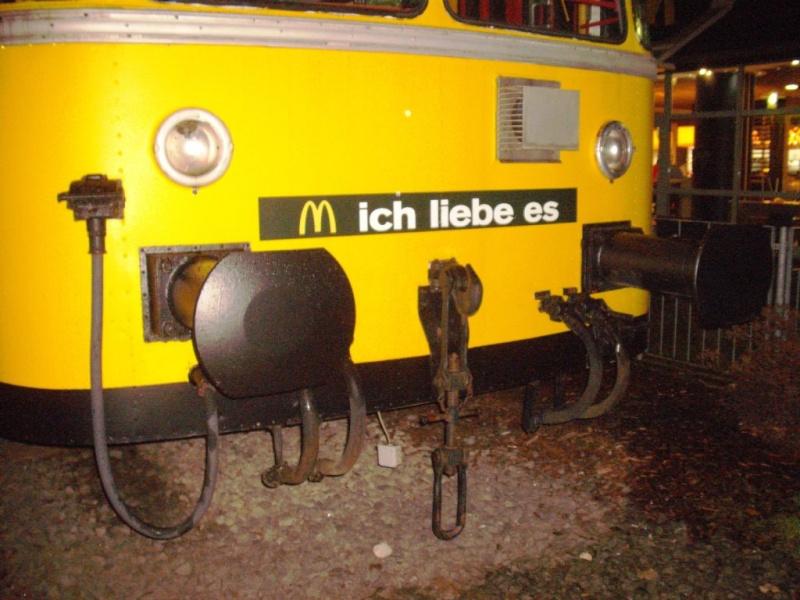 Schienentriebwagen auf Abwegen. Dscf3914