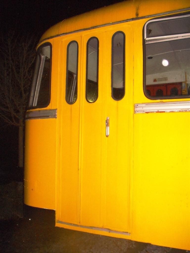 Schienentriebwagen auf Abwegen. Dscf3917