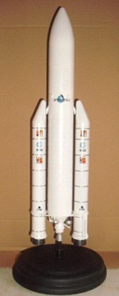 Ariane 5 von Heller Dscf4410