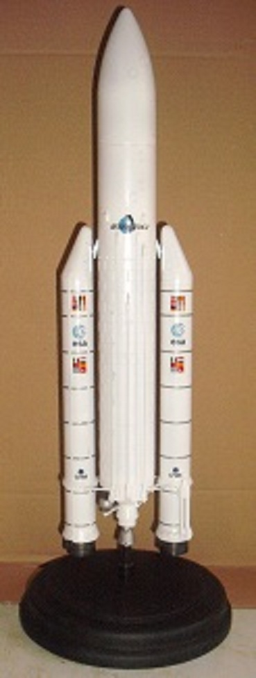 Ariane 5 von Heller Dscf4412