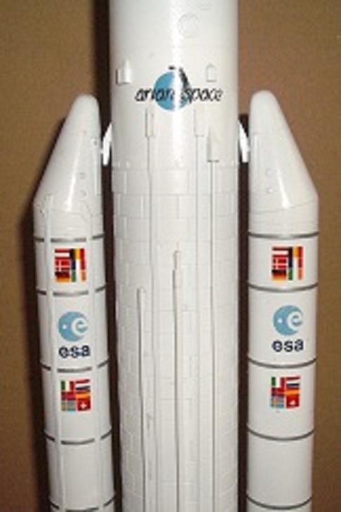 Ariane 5 von Heller Dscf4413