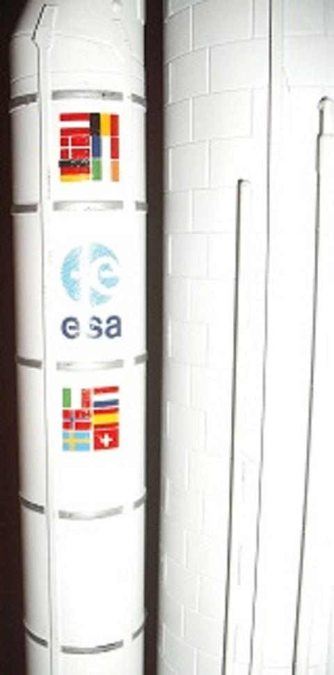 Ariane 5 von Heller Dscf4414
