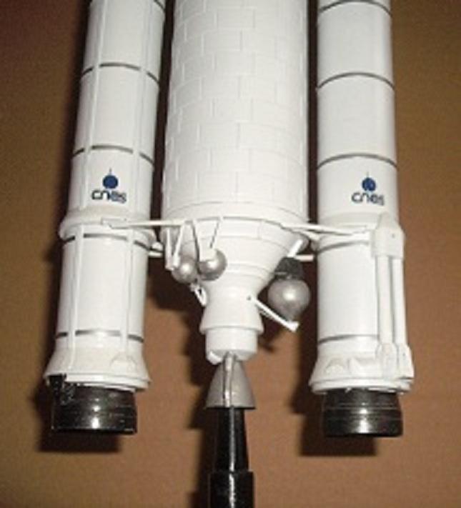 Ariane 5 von Heller Dscf4415