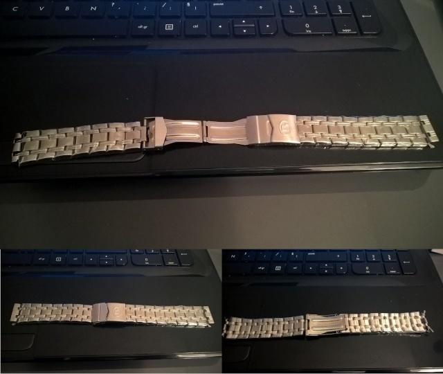 (Donné) Bracelet Vostok Amphibian 420 _5710