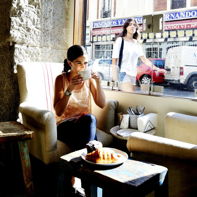 Madrid, Excelente Cafeterias, Salones de té y obradores Gourmet Alfred10