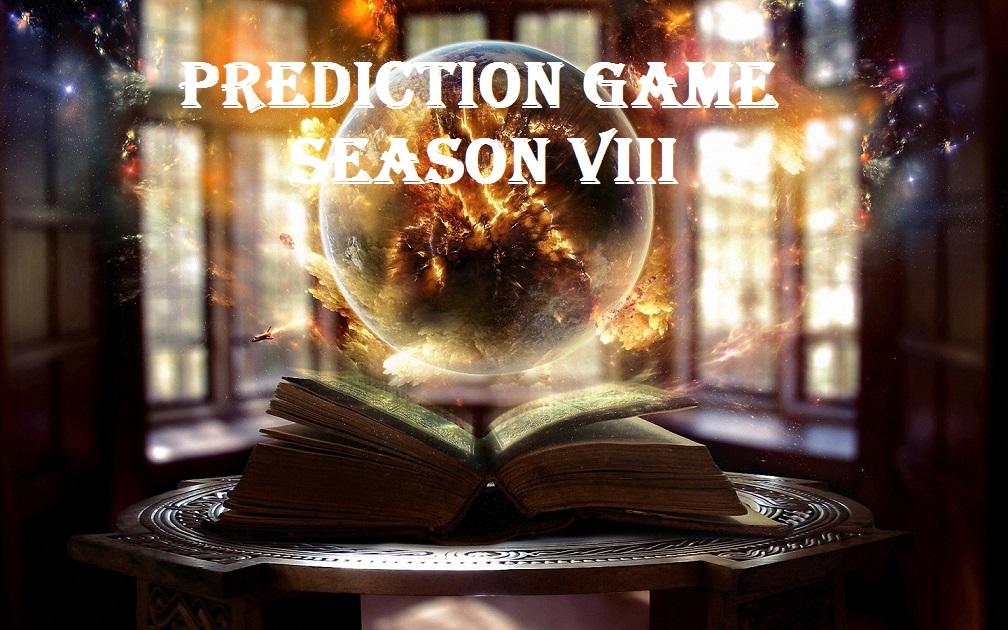 PM´s Prediction Game Season VIII | year 2016 Magic-10