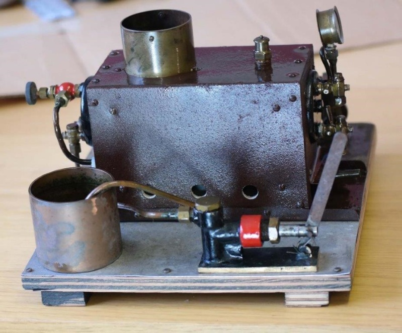 Ensemble STUART 1920 Vintag10