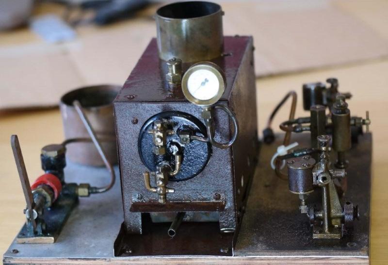 Ensemble STUART 1920 Vintag11