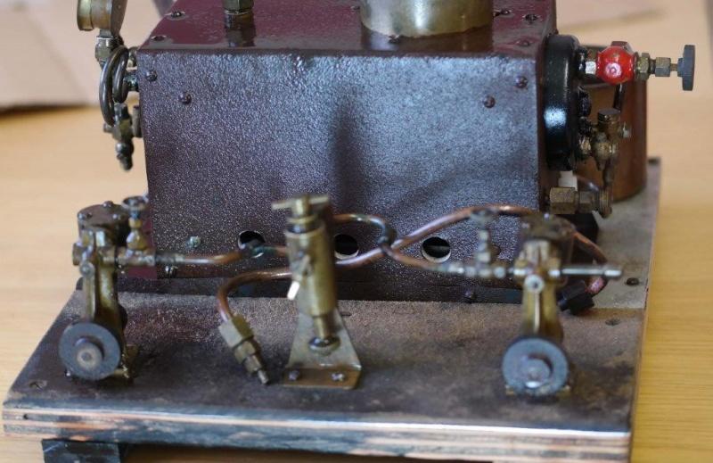 Ensemble STUART 1920 Vintag12