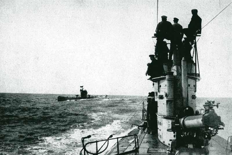 Le U-93 du Baron Edgar von Spiegel Sm_u_510