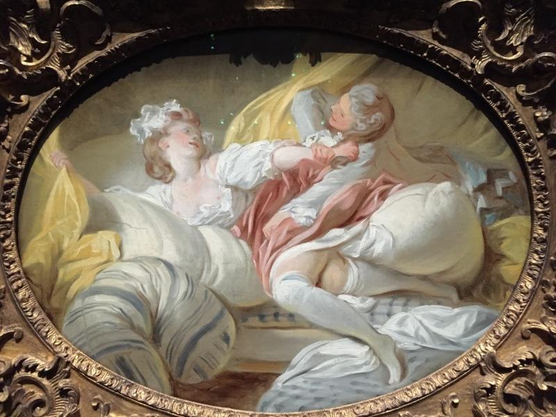 Fragonard galant et libertin au musée du Luxembourg Img_8912