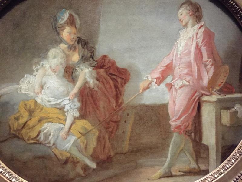 Fragonard galant et libertin au musée du Luxembourg Img_8913