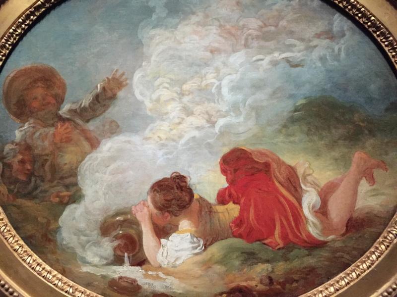 Fragonard galant et libertin au musée du Luxembourg Img_8916