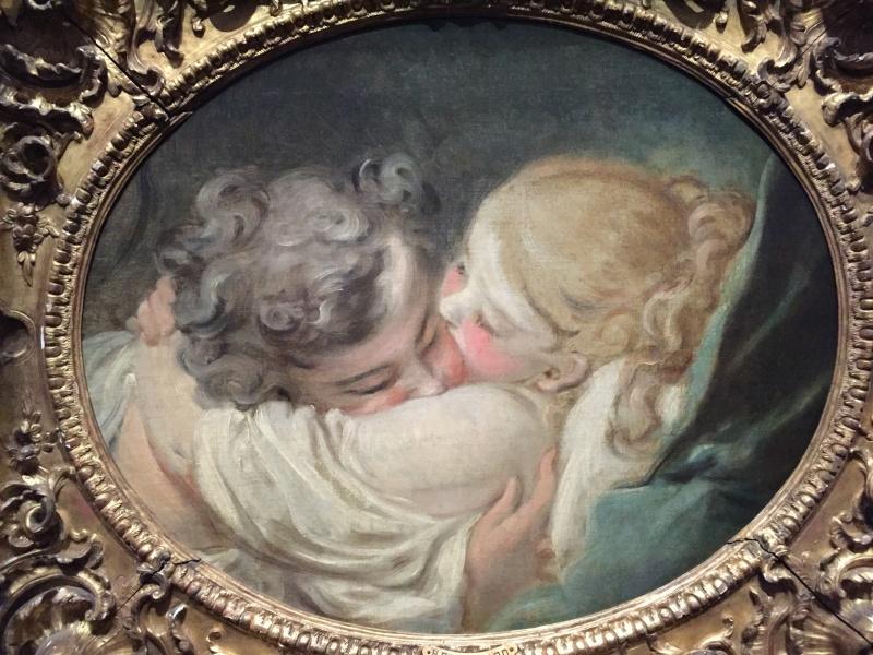 Fragonard galant et libertin au musée du Luxembourg Img_8918