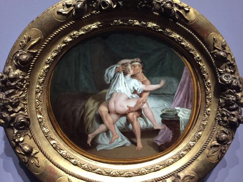 Fragonard galant et libertin au musée du Luxembourg Img_8920
