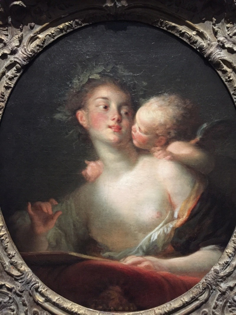 Fragonard galant et libertin au musée du Luxembourg Img_8921
