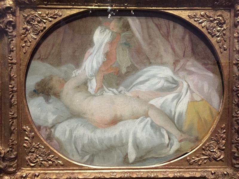 Fragonard galant et libertin au musée du Luxembourg Img_8922