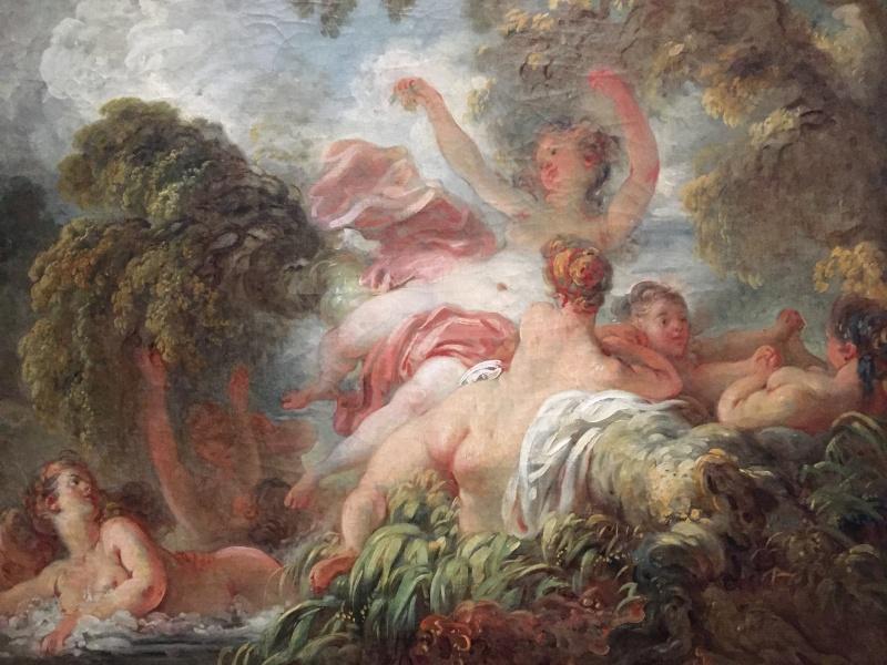 Fragonard galant et libertin au musée du Luxembourg Img_8924