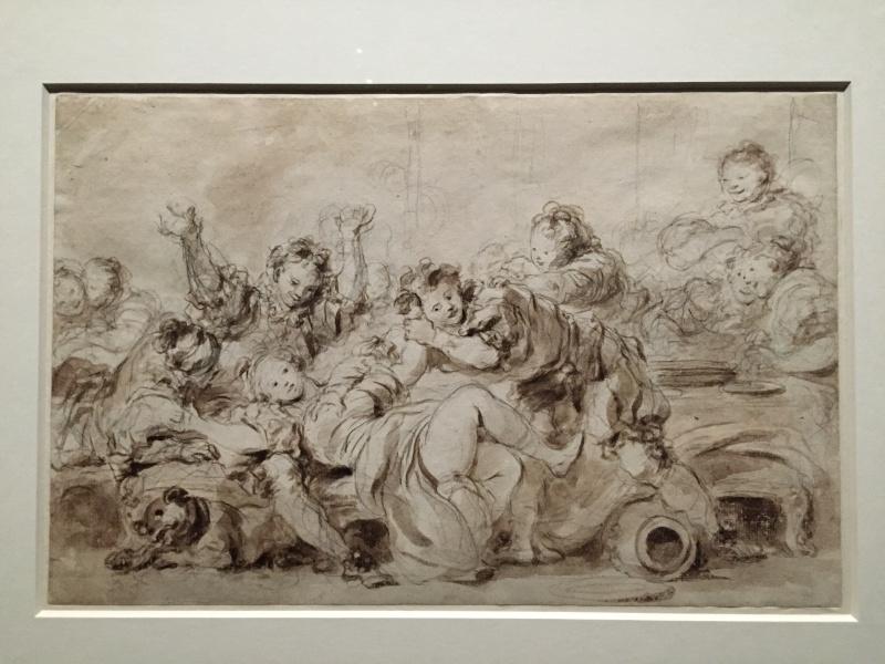 Fragonard galant et libertin au musée du Luxembourg Img_8926