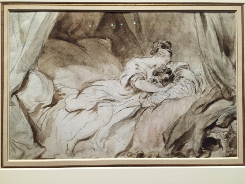 Fragonard galant et libertin au musée du Luxembourg Img_8927