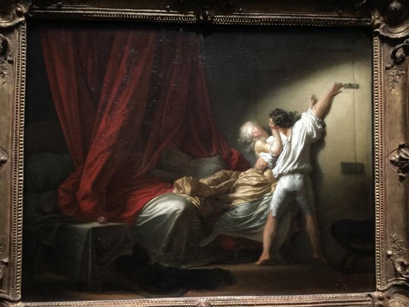 Fragonard galant et libertin au musée du Luxembourg Img_9010