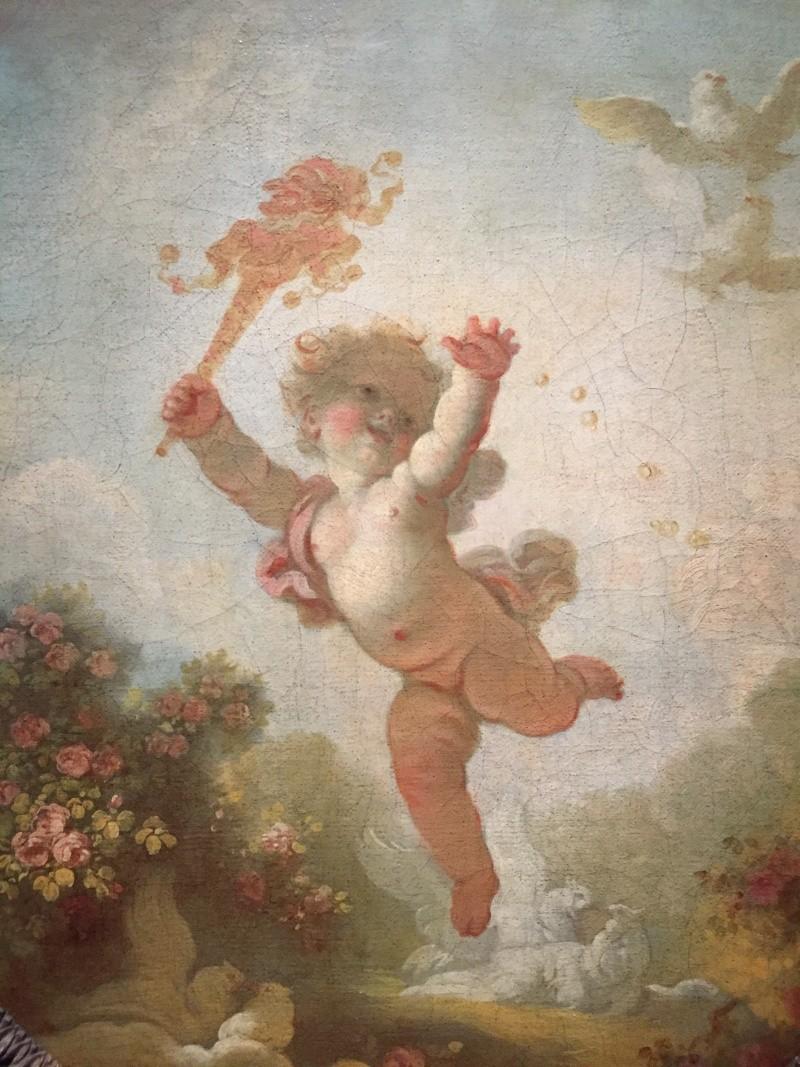 Fragonard galant et libertin au musée du Luxembourg Img_9012