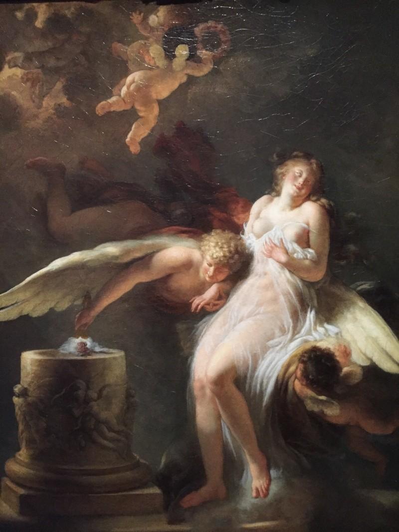 Fragonard galant et libertin au musée du Luxembourg Img_9013