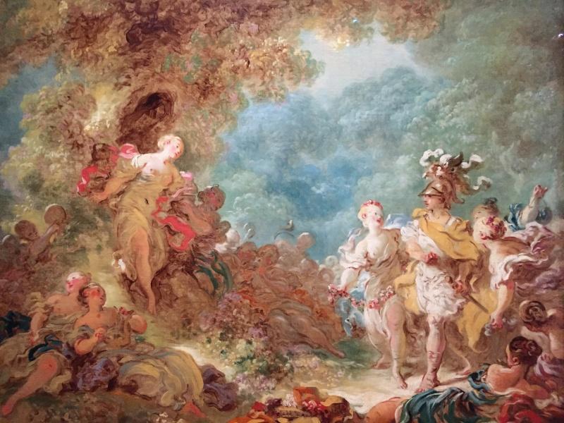 Fragonard galant et libertin au musée du Luxembourg Img_9015