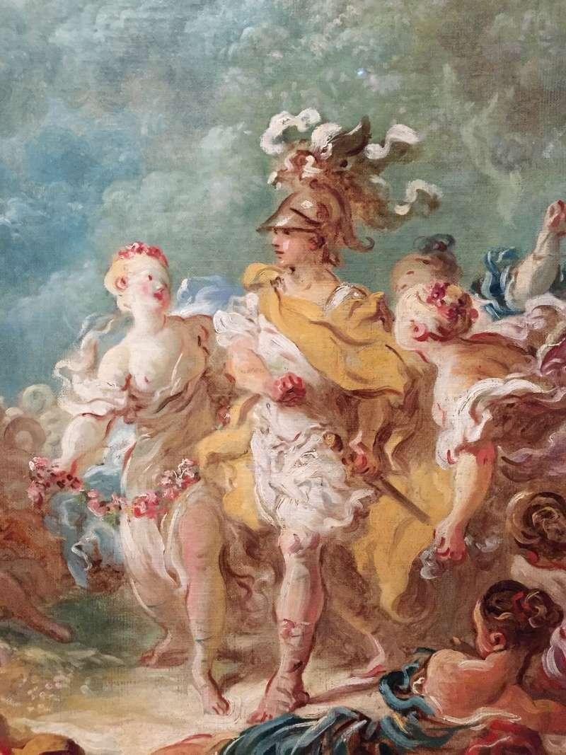 Fragonard galant et libertin au musée du Luxembourg Img_9016