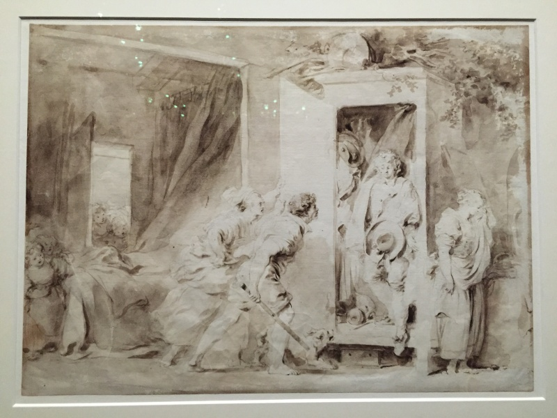 Fragonard galant et libertin au musée du Luxembourg Img_9017