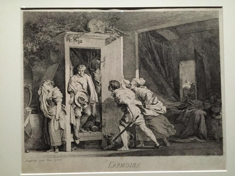 Fragonard galant et libertin au musée du Luxembourg Img_9018