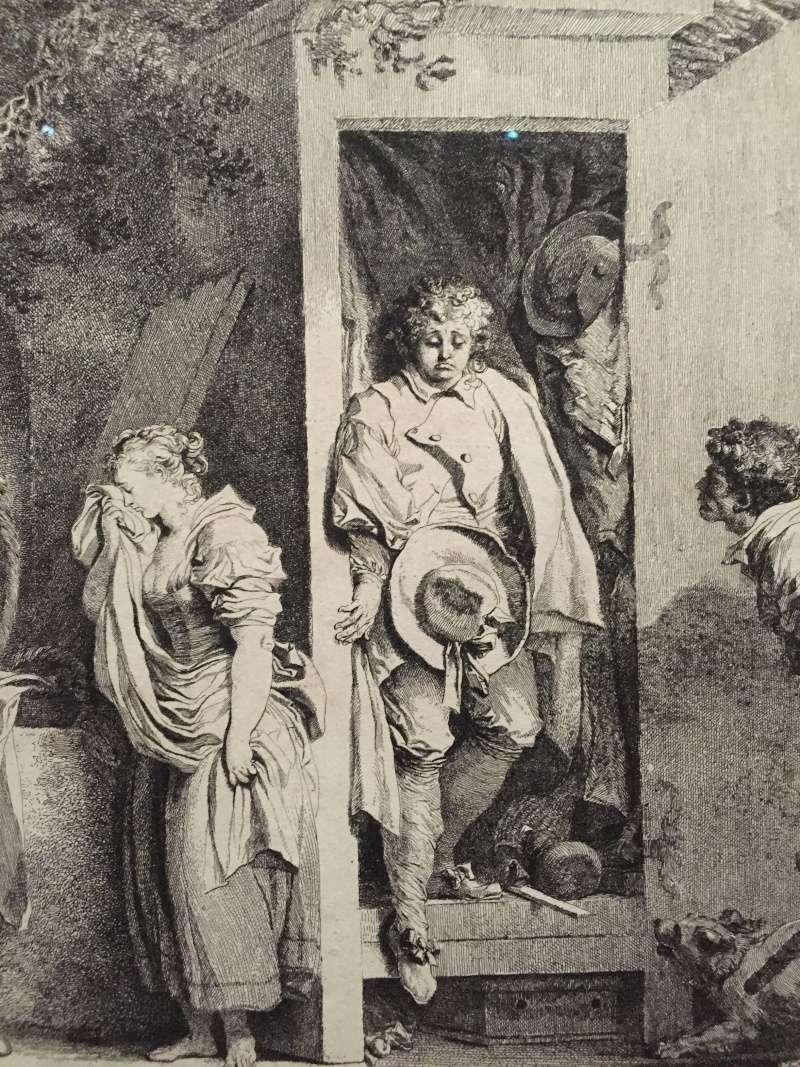 Fragonard galant et libertin au musée du Luxembourg Img_9019