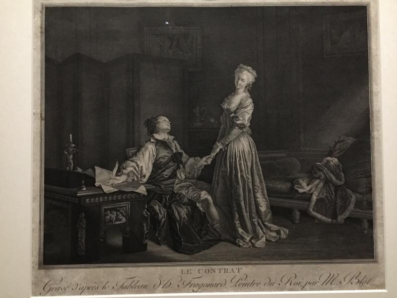 Fragonard galant et libertin au musée du Luxembourg Img_9020
