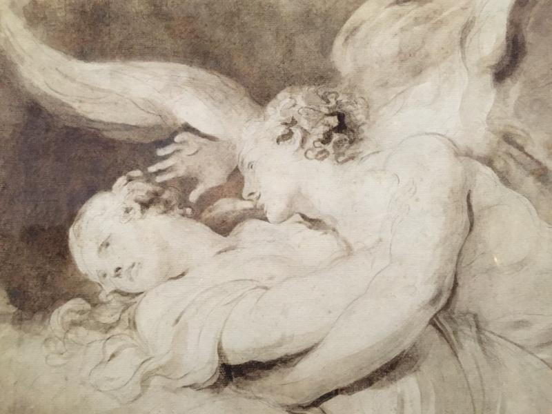Fragonard galant et libertin au musée du Luxembourg Img_9021