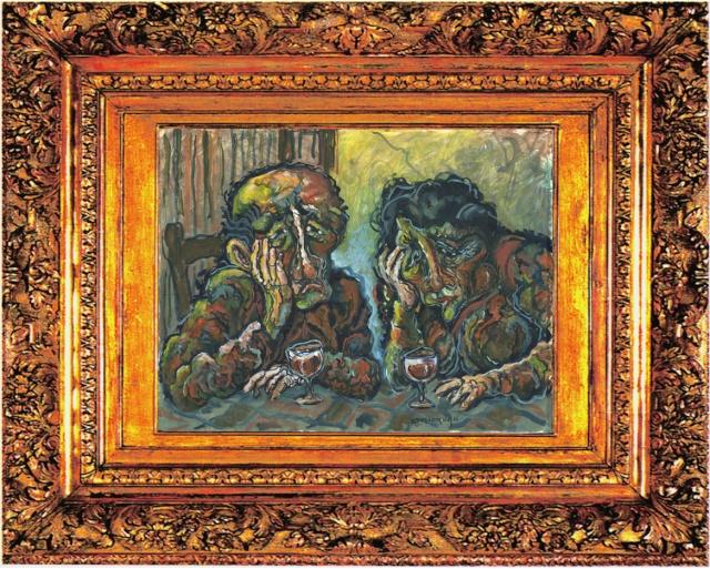 Raoul Giordan: l'homme et l'artiste (1926 - 2017) - Page 2 Noyade10