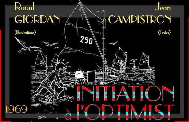 Raoul Giordan : Initiation à l'Optimist Optimi10