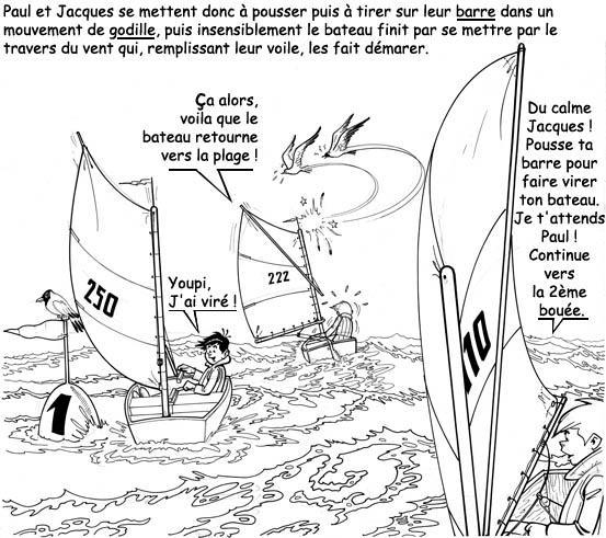 Raoul Giordan : Initiation à l'Optimist Raoul101