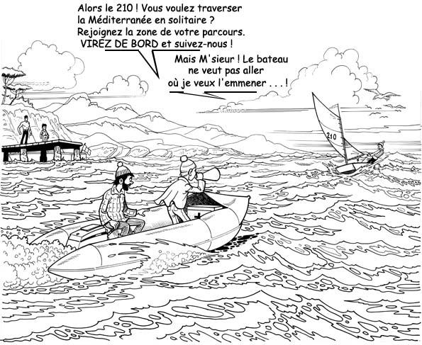 Raoul Giordan : Initiation à l'Optimist Raoul_86