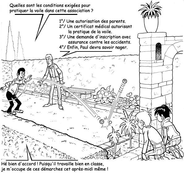 Raoul Giordan : Initiation à l'Optimist Raoul_89