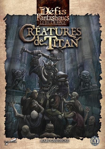 Créatures de Titan -souscription Scriptarium- Bestia10
