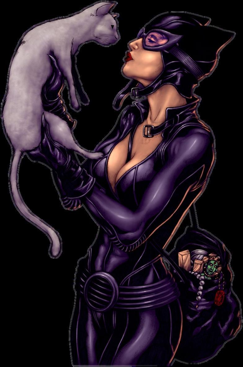 bonjour ^^ Catwom10
