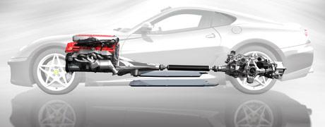 Ferrari HY-KERS, l'ibrido del Cavallino Su base 599 Fiorano un dimostratore con la tecnologia del futuro Ferrar10
