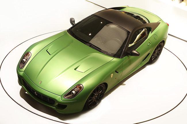 Ferrari HY-KERS, l'ibrido del Cavallino Su base 599 Fiorano un dimostratore con la tecnologia del futuro Ferrar11