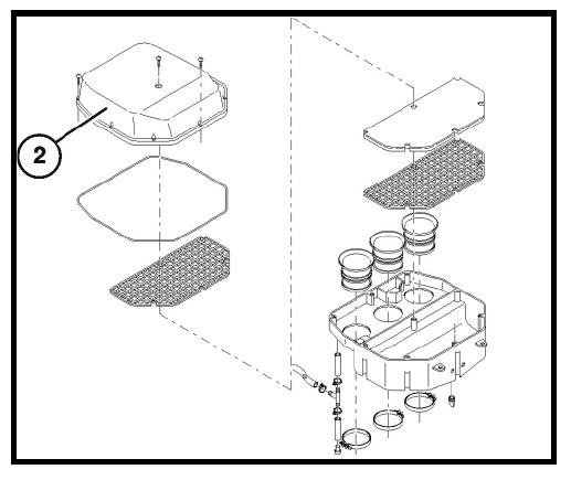 evacuation de l'eau dans la boite à air Air_bo10