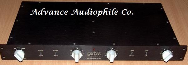 Mark Levinson ML 10 pre amplifier
