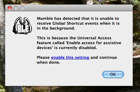 Mumble : logiciel indispensable. Captur26